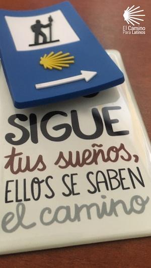 un Latino en el Camino de Santiago