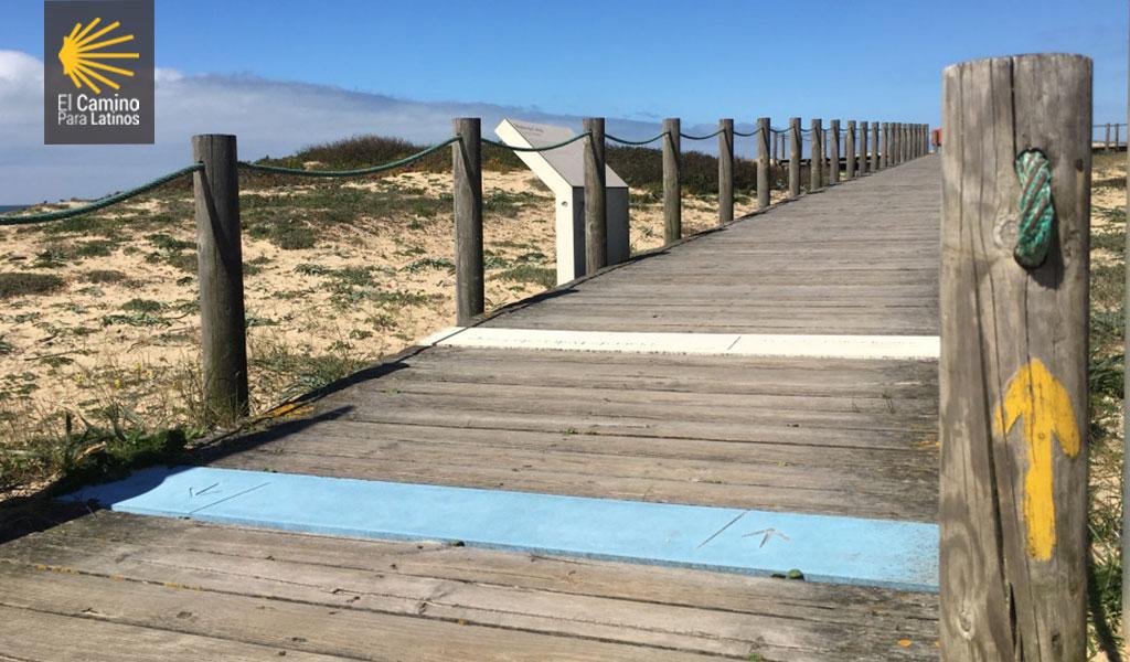 Camino de Santiago Portugués Costa