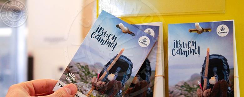 El Camino con Correos. Solución para los extranjeros