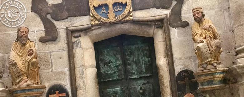 xacobeo 2021 - Puerta Santa