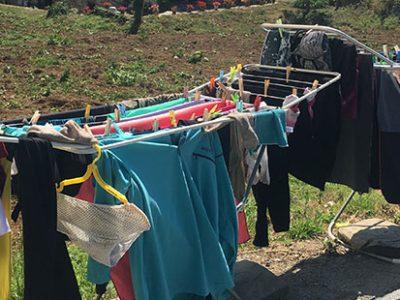 ¿Cómo lavar la ropa en el Camino de Santiago? ⭐ 2020