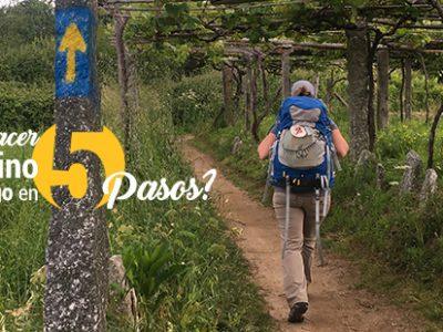 ¿Quieres hacer el camino de Santiago? #Anímate