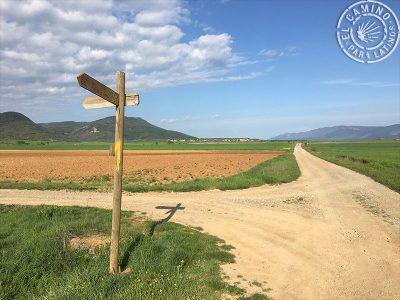 Camino Aragones a Santiago de Compostela