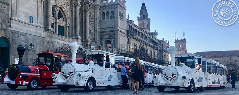 La Plaza del Obradoiro. El lugar más visitado y con mayor riesgo en Compostela.