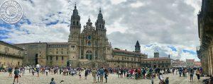Trucos para una buena foto con la Catedral de Santiago