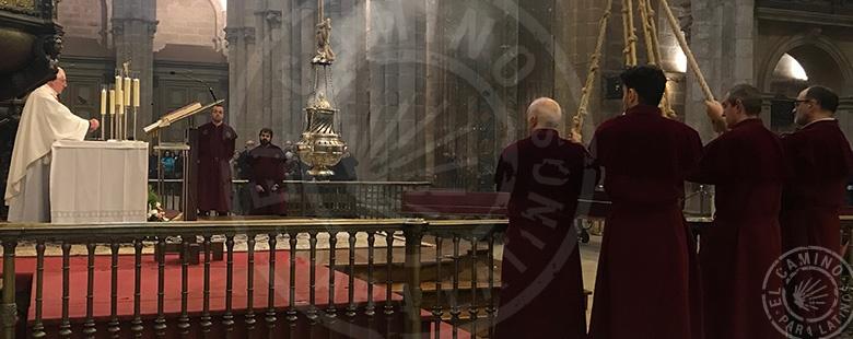Obras en el interior de la Catedral de Santiago y sus repercusiones.