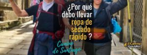 que llevar Camino_Santiago
